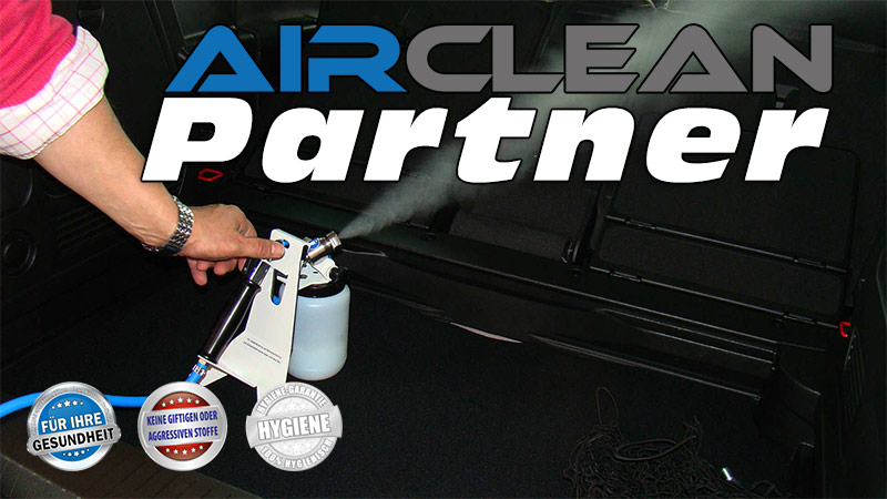Air Clean Partner Carfinish Autoaufbereitung