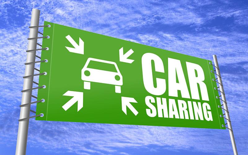 Carsharing-Fahrzeuge
